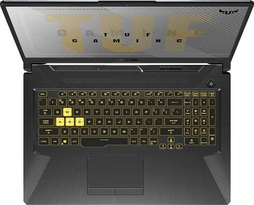 Asus TUF F17 FX766HC-HX053T Laptop (11th Gen Core i5/ 8GB/ 512GB SSD/ Win10/ 4GB Graph)