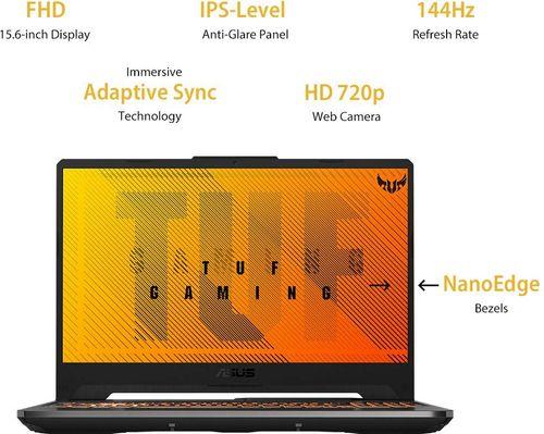 Asus TUF Gaming A15 FA506II-HN153T Laptop (AMD Ryzen 7/ 8GB/ 1TB 256GB SSD/ Win10/ 4GB Graph)