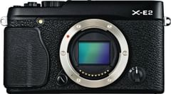Fujifilm X-E2 16.3 MP Digital Camera (Body Only)