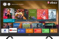 ABAJ LEDAB43USECF 43-inch Ultra HD 4K Smart LED TV