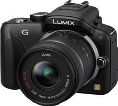 Panasonic Lumix DMC-G3WGC Point & Shoot