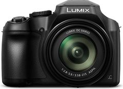Panasonic DC-FZ80K Lumix 4K Point & Shoot Long Zoom Camera