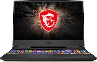MSI GL65 9SDK-214IN Gaming Laptop (9th Gen Core i7/ 1TB 256GB SSD/ Win10/ 6GB Graph)