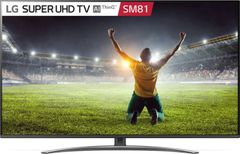 LG 49SM8100PTA 49-inch Ultra HD 4K Smart LED TV
