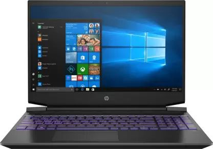 HP Pavilion 15-ec0026AX (8UZ38PA) Gaming Laptop (AMD Ryzen 5/ 8GB/ 1TB 256GB SSD/ Win10/ 3GB Graph)