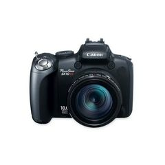 Canon PowerShot SX10 IS Bridge Camera