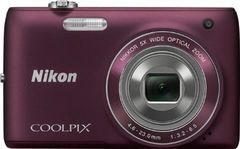 Nikon COOLPIX S4100 14MP Digital Camera