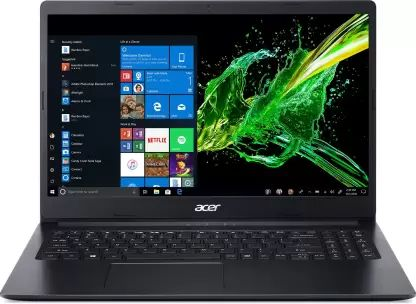 Acer Aspire 3 A315-34 (NX.HE3SI.002) Laptop (Pentium Dual Core / 4GB/ 1TB/ Win10)