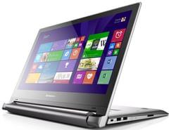 Lenovo Flex 2-14D Notebook (APU Quad Core A6/ 4GB/ 500GB/ Win8.1) (59-427873)