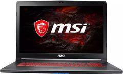 MSI GV72 7RE-1464IN Laptop (7th Gen Ci7/ 8GB/ 1TB/ 128Gb SSD/ Win10 Home/ 4GB Graph)
