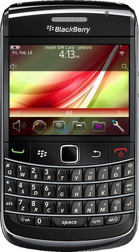 BlackBerry Bold 3 9780
