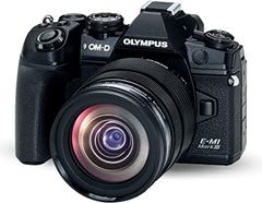 Olympus OM-D E-M1 Mark III Mirrorless Camera with 12-40 mm f2.8 Pro Lens