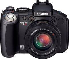 Canon PowerShot Pro Series S5 IS 8MP Digital Camera