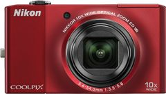Nikon Coolpix S8000 14.2MP Digital Camera