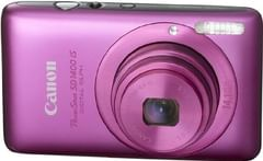 Canon PowerShot SD1400IS 14.1MP Digital Camera