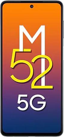 Samsung Galaxy M52 5G (8GB RAM + 128GB)