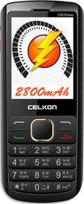 Celkon C30 Power Phone