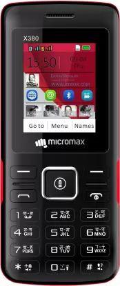 Micromax X380