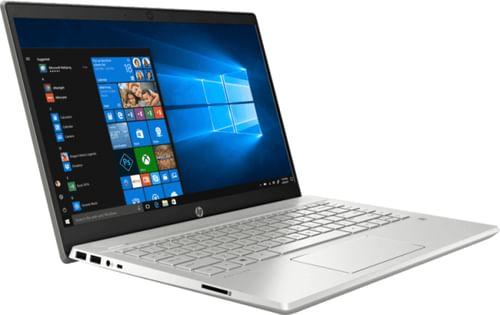 HP Notebook 14s-CF0115TU Laptop (7th Gen Core i3/ 8GB/ 1TB/ Win10)