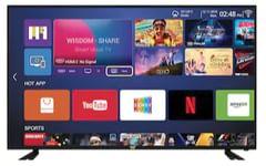 Visio World VW49Q 49-inch Ultra HD 4K Smart LED TV