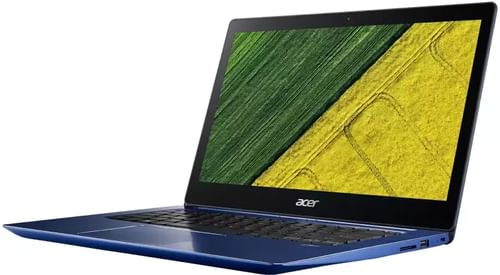 Acer Swift 3 SF315-51 (NX.GSKSI.003) Laptop (8th Gen Ci5/ 8GB/ 1TB/ Linux)