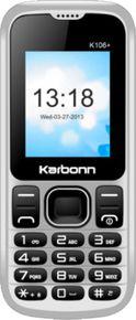 Karbonn K106 Plus