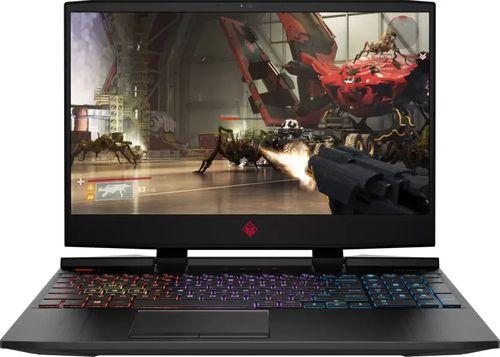 HP 15-dc1006TX Gaming Laptop (8th Gen Core i7/ 16GB/ 1TB/ 256GB SSD/ Win10 Home/ 6GB Graph)