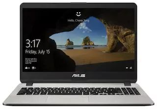 Asus Vivobook X507UA-EJ216T Laptop (6th Gen Ci3/ 8GB/ 1TB/ Win10)