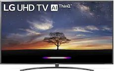 LG 75UM7600PTA 75-inch Ultra HD 4K Smart LED TV