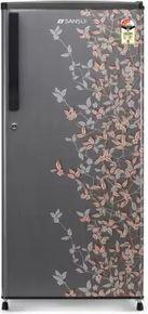 Sansui SIR180DCGP 180 L 3 Star Single Door Refrigerator