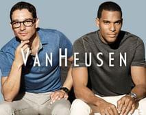 VAN HEUSEN Men's Clothings: Upto 50% OFF