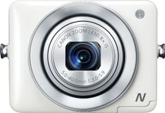 Canon PowerShot N 12.1 MP Point and Shoot Camera with 8x Optical Zoom