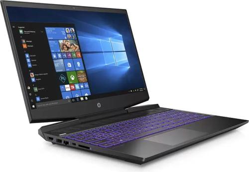 HP 15-dk0050TX Gaming Laptop (9th Gen Core i7/ 8GB/ 1TB 256GB SSD/ Win10 Home/ 4GB Graph)