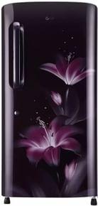 LG GL-B221APGX 215 L 4-Star Single Door Refrigerator