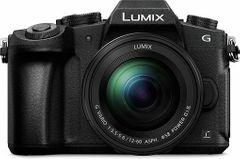 Panasonic LUMIX DMC-G85 K Mirrorless Camera with 12-60mm Lens