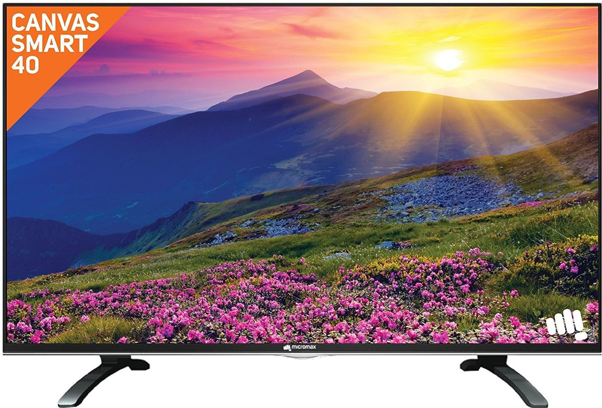 72370ac94 Micromax Canvas Pro Smart S2 (40-inch) Full HD Smart TV Best Price in India  2019