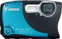Canon PowerShot D20 12.1 MP GPS Tracking CMOS Waterproof Digital Camera