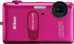Nikon S1200PJ Point & Shoot