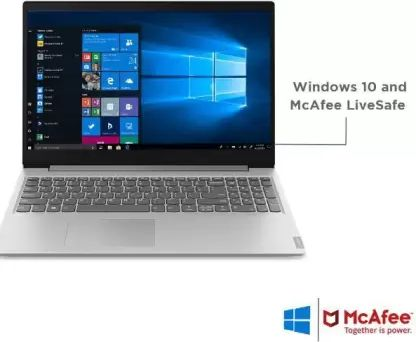 Lenovo Ideapad S145 81W800MCIN Laptop (10th Gen Core i5/ 8GB/ 1TB 256GB SSD/ Win10 Home)