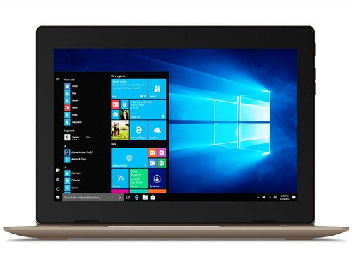 Lenovo Ideapad D330 (81H3009SIN) Detachable Laptop (Intel Celeron Dual Core/ 2GB/ 32GB SSD/ Win10)