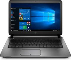 HP ProBook 445 G2 (P5B20PA) Laptop (AMD Quad Core A8/ 4GB/ 500GB/ Win8.1)