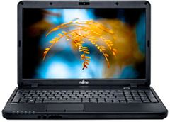 Fujitsu Lifebook AH502 Laptop (CDC/ 2GB/ 320GB/ DOS)