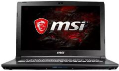 MSI GL62 7RDX Gaming Laptop (7th Gen Ci7/ 8GB/ 1TB/ Win10/ 4GB Graph)