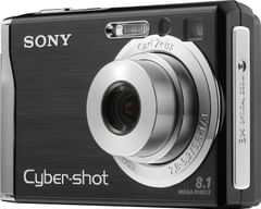 Sony Cyber-shot DSC-W90 Digital Camera