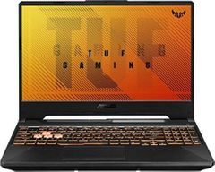 Asus TUF F15 FX506LI-HN222TS Gaming Laptop (10th Gen Core i7/ 8GB/ 1TB 512GB SSD/ Win10/ 4GB Graph)