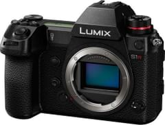 Panasonic LUMIX S1RGA-K 47.3 MP Mirrorless Camera Body Only