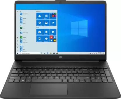 HP 15s-FQ2072TU Laptop (11th Gen Core i3/ 8GB/ 512GB SSD/ Win10 Home)
