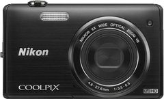 Nikon Coolpix S5200 Point & Shoot