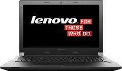 Lenovo B50-70 Notebook (4th Gen Ci3/ 4GB/ 1TB/ Free DOS/ 1GB Graph) (59-427748)