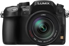 Panasonic DMC-GH3H Advanced Point & Shoot Camera